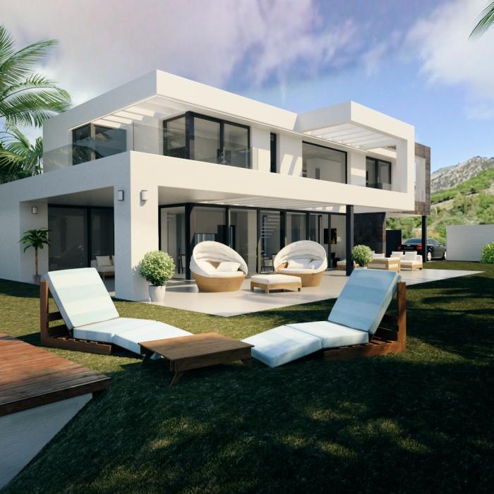 Buena Vista Hills   Boutique Modern Villas in Mijas