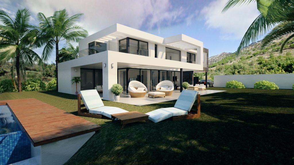 luxury villa mijas